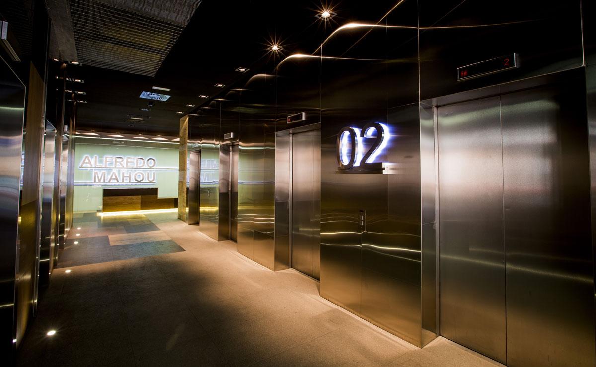 Edificio alfredo mahou oficinas en alquiler mutua for Oficina mutua madrilena